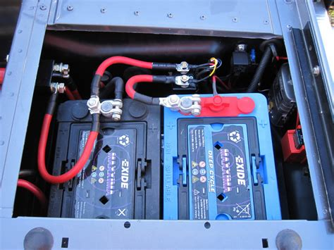 fitting two batteries in 90 battery box defender forum