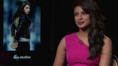 tournage film quantico interview priyanka chopra quantico s1 un attentat