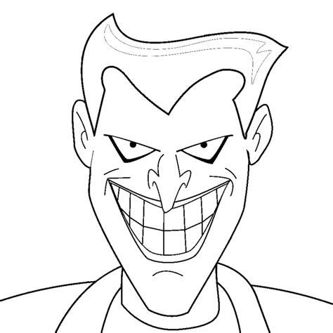 joker mask coloring pages sta disegno di joker da colorare