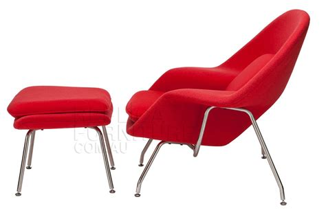 The Womb Chair by Replica Womb Chair And Ottoman