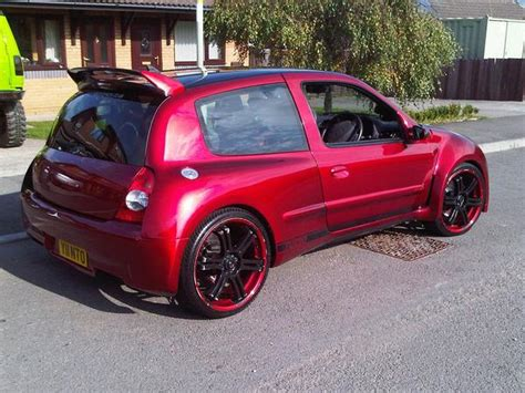 renault clio 2002 modified 11 best clio images on pinterest clio sport motors and