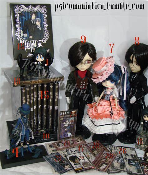 Komik Anime Black Butler Kuroshitsuji Vol 16 kuroshitsuji collection part 1 by psicomaniatica on deviantart