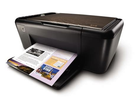 Printer Hp K209a All One hp deskjet ink advantage k209a affordable printer