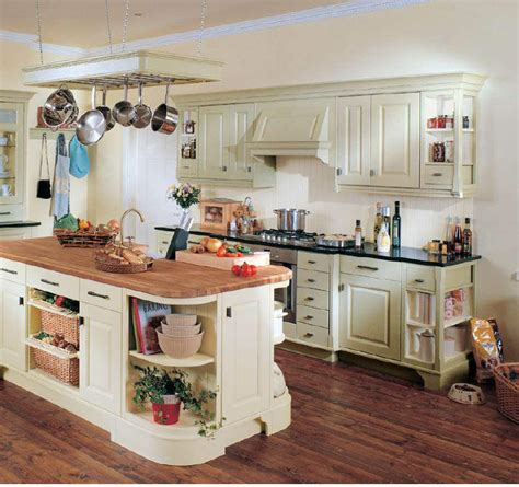 5 simple ingredients to make country kitchens modern