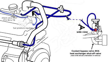 Saab Vacuum Hose Diagram