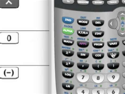 calculator mod mod 1 lesson 1 ti 84 graphing calculator course youtube