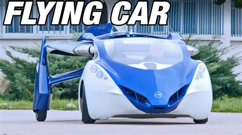 what is fling flying car aeromobil 3 0 demonstration