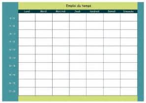 P 7 Calendrier Universitaire Emploi Du Temps Vide Hebdomadaire Imprimer 1 Jpg 1200 215 848