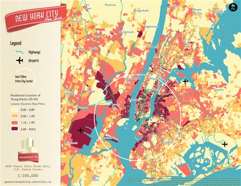 cool maps map this 7 cool new york city maps to teach you something new 6sqft