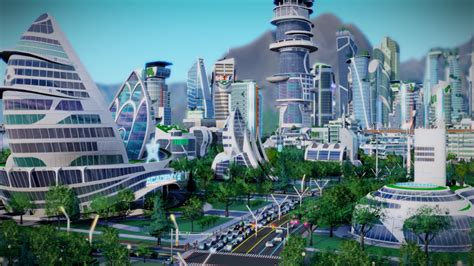 SimCity: Cities of the Future expansion due in November