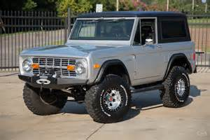 1977 ford bronco post mcg social myclassicgarage