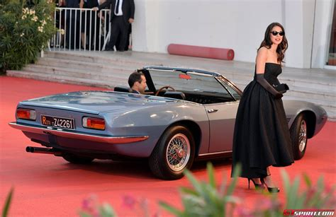 maserati celebrity gallery maserati at the 70th venice film festival gtspirit