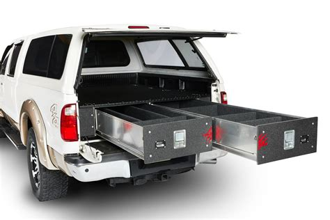 cargo ease titan truck bed cargo slide cargoease truck bed lockers