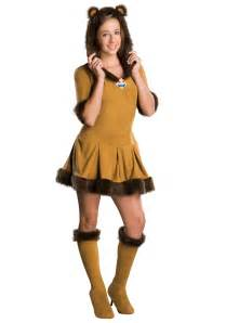 cowardly lion halloween costume teen cowardly lion costume