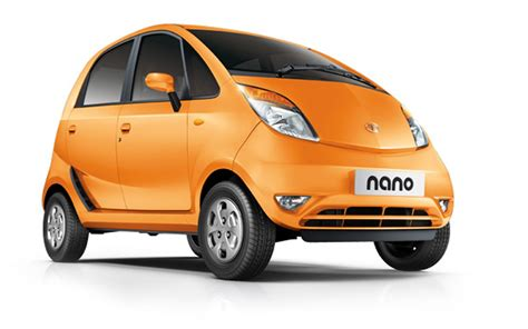 Nano Auto by We Hear Tata Nano Still Headed To The U S