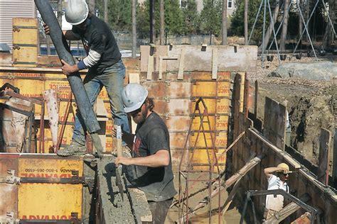 concrete basics jlc  concrete construction air