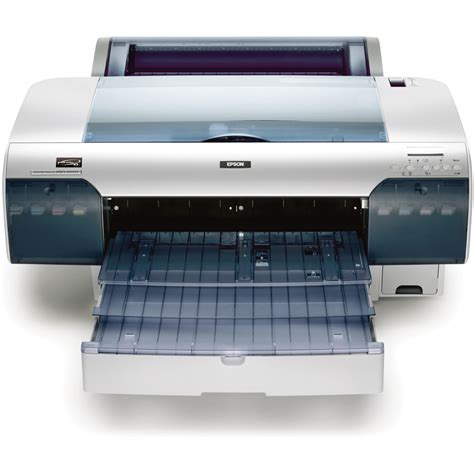 Printer Epson Kertas A2 epson stylus pro 4880 a2 colour large format printer c11ca00001a0
