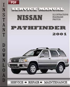 small engine repair manuals free download 2001 nissan quest on board diagnostic system nissan pathfinder 2001 factory manual download global