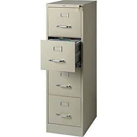 4 Drawer File Cabinet Ebay 4 Drawer Metal Filing Cabinet