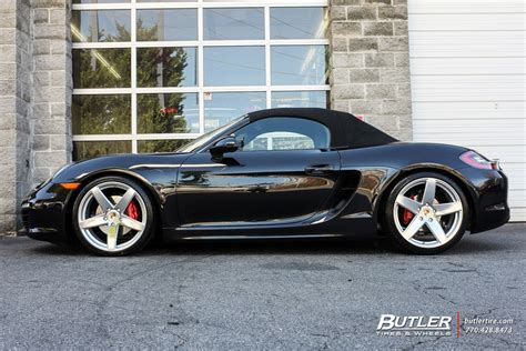 Porsche Boxster Felgen by Porsche Boxster With 20in Victor Baden Wheels Exclusively