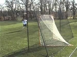diy lacrosse goal the laxstop lacrosse backstop stop chasing missed shots