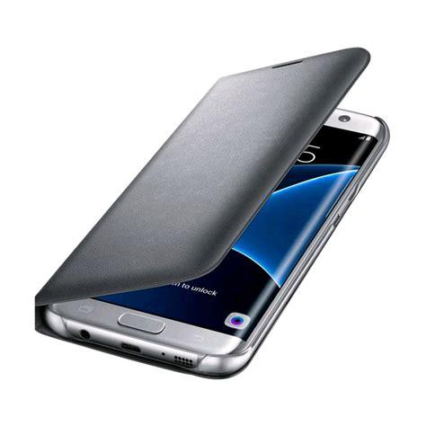 Lcd Samsung S7 Edge samsung galaxy s7 edge led view cover ef ng935 silver