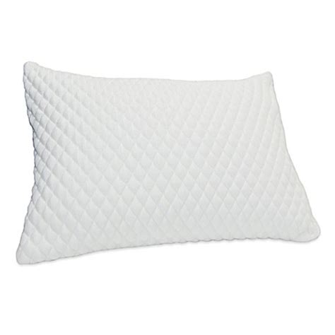 bed bath and beyond travel pillow therapedic 174 trucool 174 travel pillow bed bath beyond