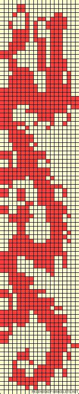 random color pattern generator a1120 friendship bracelets net