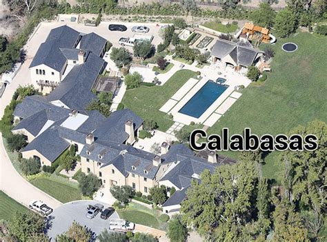 kim kanye house celeb digs exclusive kim and kanye move in to their bel air starter mansion while