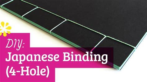 sketchbook binding tutorial japanese bookbinding tutorial 4