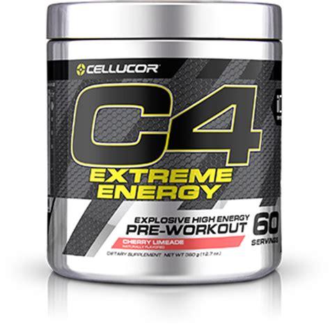 Suplemen C4 c4 pre workout nutrition label eoua