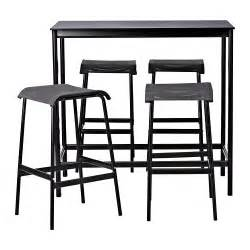 Ikea Kitchen Bar Table Garpen Bartafel En 4 Barkrukken Ikea Ideas For My House Bar Stool Stools And