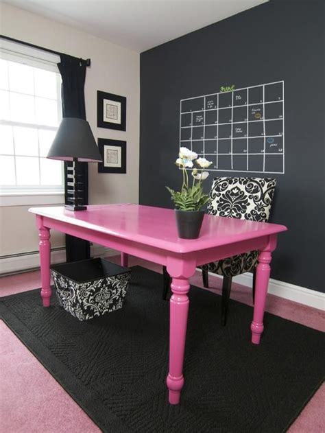 chalkboard paint pink chalkboard paint ideas and projects home offices and