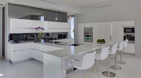 bar stools for white kitchen fantastic panoramic views tanager residence in west