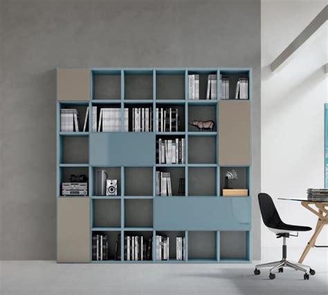 librerie da soggiorno libreria moderna slim da soggiorno design maronese