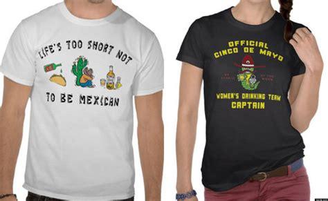 Tshirt Persija Day Mamayooo funniest cinco de mayo commemorative t shirts photos huffpost