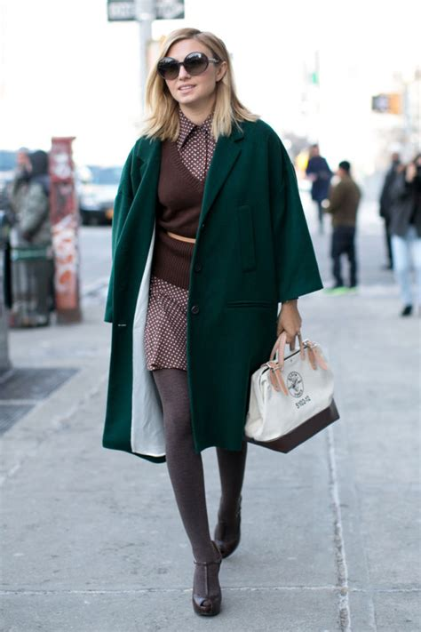 new style chic new york fashion week style photos