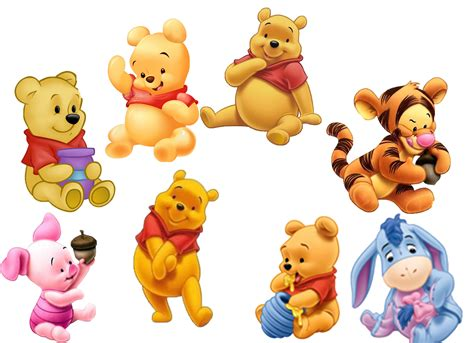 imagenes png winnie pooh planeta dos png s oficial