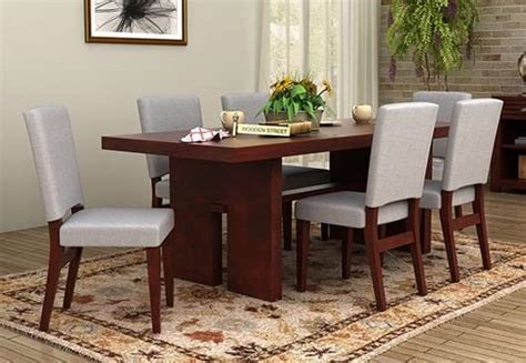 Six Seat Dining Table And Chairs Excellent Six Seat Dining Table And Chairs With Additional