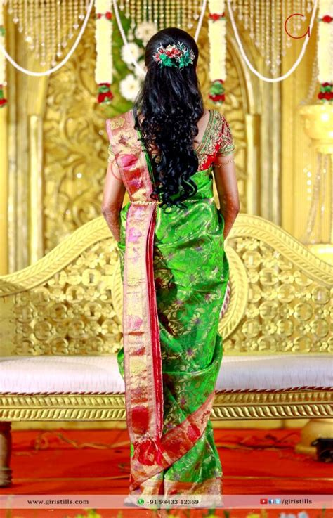 Tamilnadu Wedding Hairstyles by South Indian Bridal Hairstyles Photographs For Reception