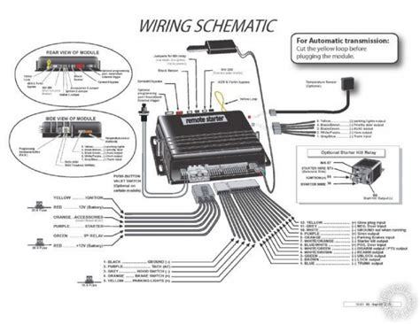 viper 4105v installation guide wiring diagrams wiring
