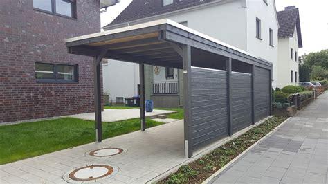 carport geschlossen referenzen carports sauerland