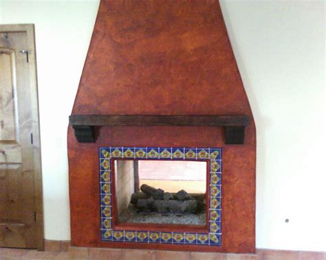 Mexican Fireplace Pictures For New Painting In San Marcos Ca 92078