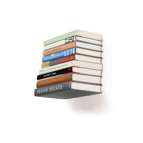 canopy co umbra conceal invisible floating bookshelf