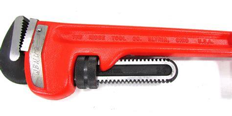 Ridgid 31030 Pipa Wrench 24 new 1 ridgid 24 quot 31030 heavy duty pipe wrench adjustable plumber repair plum ebay