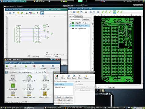 aplikasi layout pcb gratis software open source untuk elektronika elang sakti