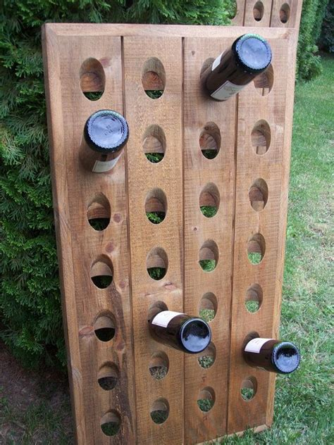 Riddling Rack Pottery Barn by Best 20 Riddling Rack Ideas On Rustic Wine