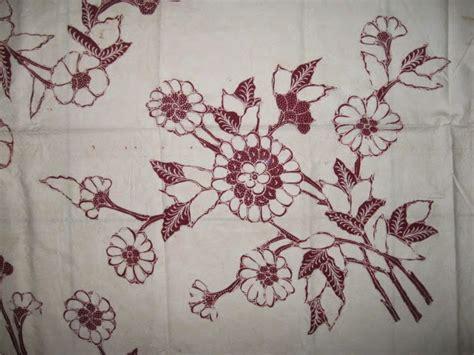 gambar tato batik bunga 10 motif batik bunga terbaru batik indonesia