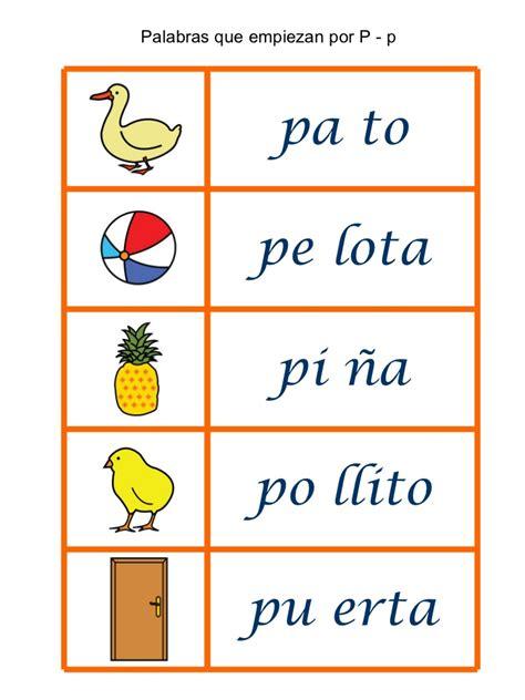imagenes palabras que empiezan con m palabras con p con imagen imagui