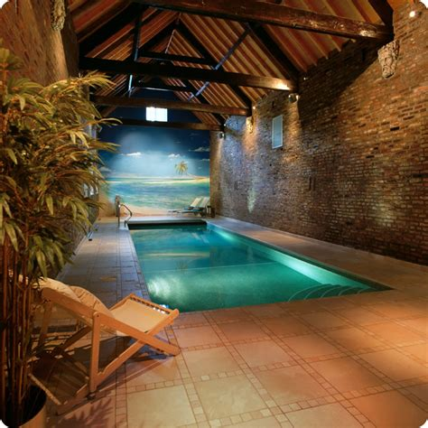 pool inside house indoor pools